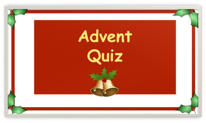 Advent Quiz