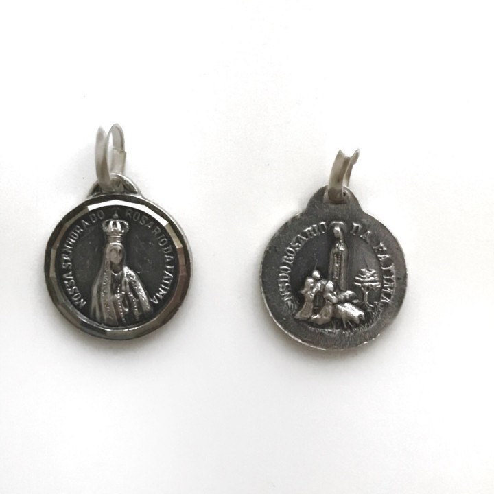 Medaille Fatima - Carmelshop