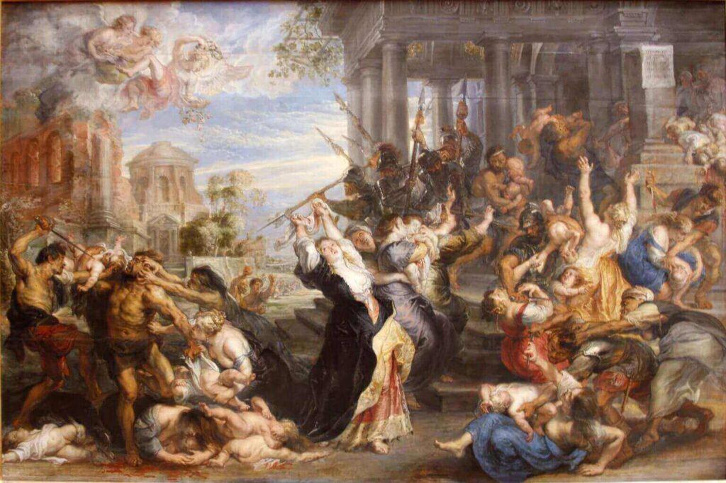 De roeping van Herodes - Katholieke Vesting