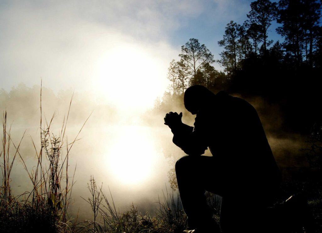 Begin de dag met gebed, jouw Bijbel en een gesprek met jouw hemelse Moeder.