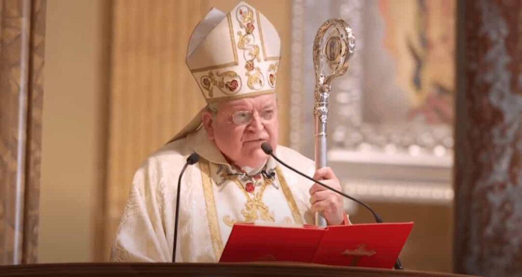 Kardinaal Raymond Burke - The Great Reset