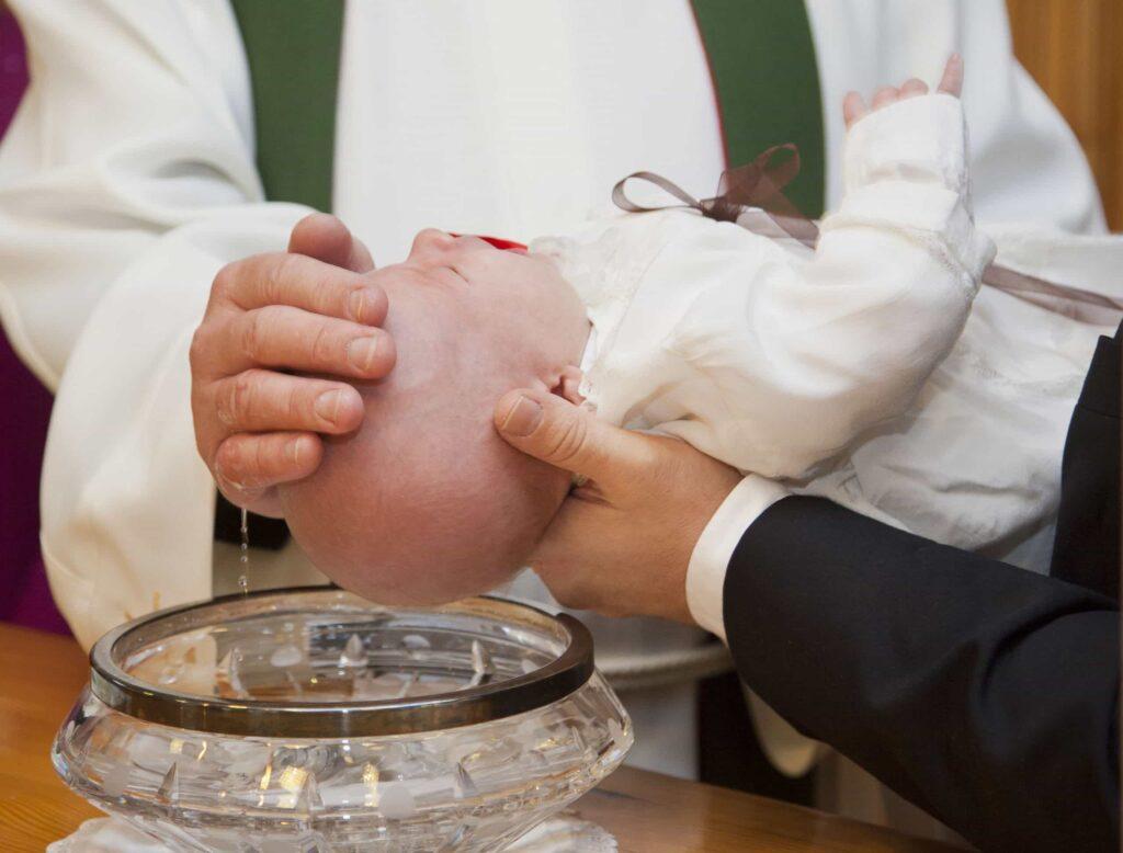 het doopsel de doop van kinderen
