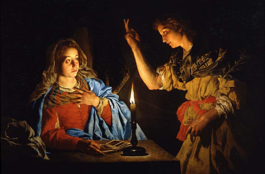 Annunciatie - Maria-Boodschap