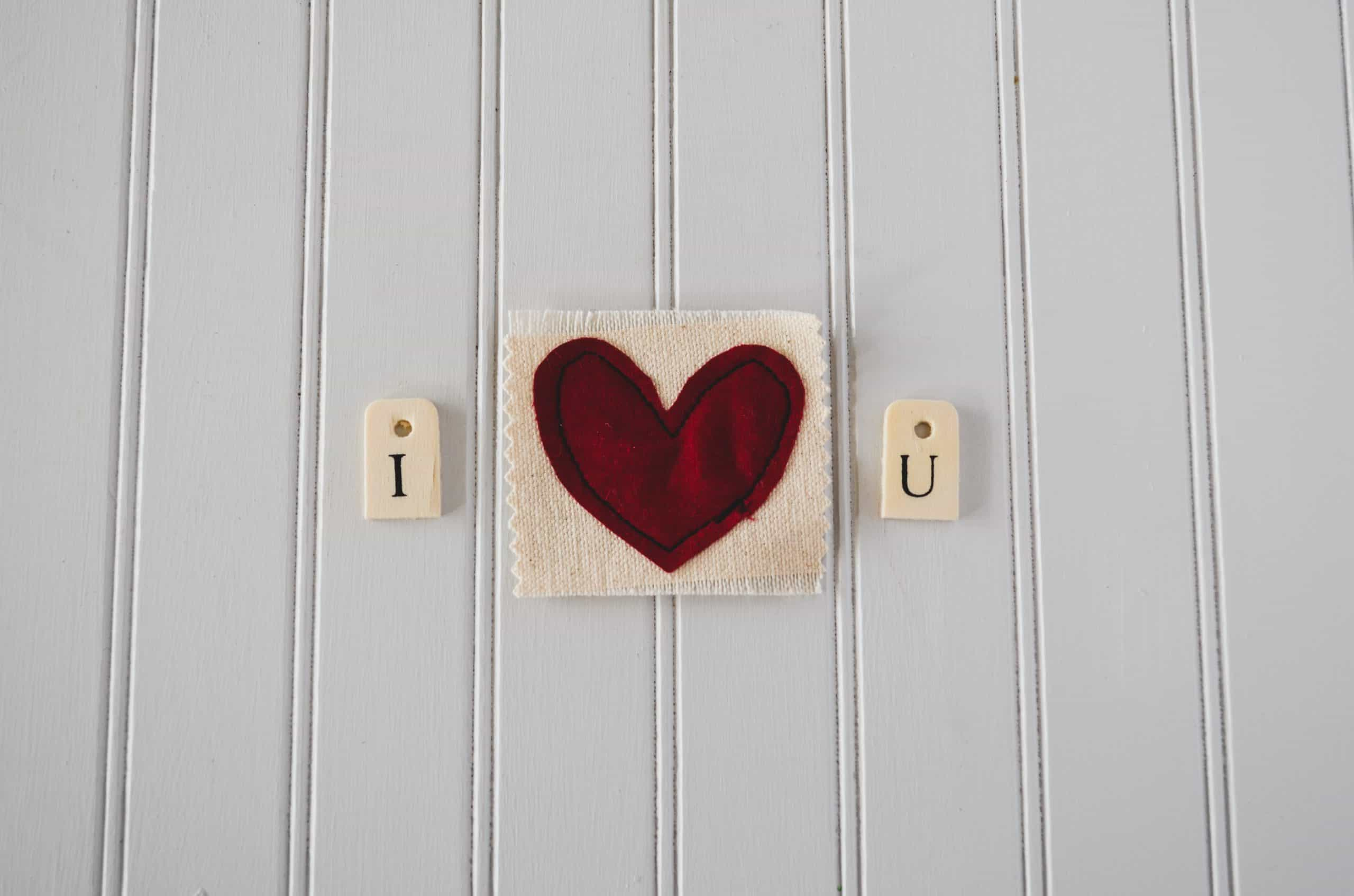 Valentijsdag liefde